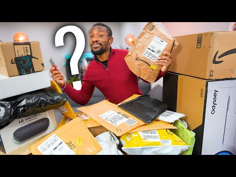 My Massive Tech Unboxing 36.0! – Holiday Edition!