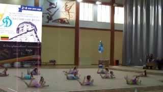 Художественная гимнастика 2 - Калининград