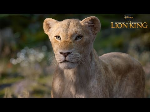 Gavin - New Lion King Trailer Features Beyonce