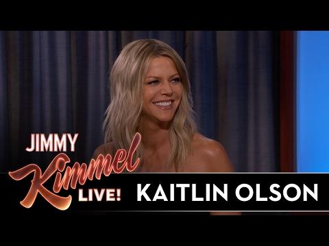 Kaitlin Olson's Husband Hates Valentine's Day