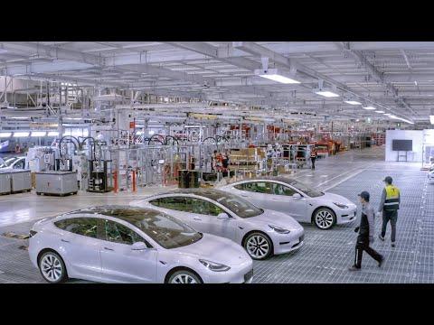 Tesla Gigafactory 3 Insider(Official video)