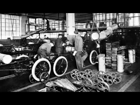 Today in History: Ford Motor Co. doubles wages, cuts hours (1914)