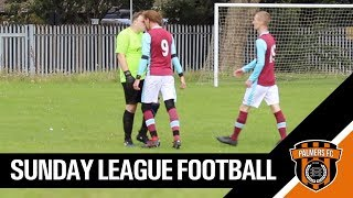 MORE Sunday League Football - LETS KISS