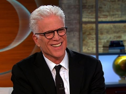 "Ted Danson on career and 300th episode of ""CSI"""