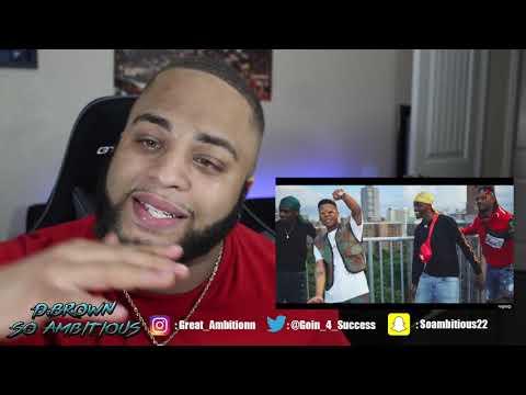 Nasty C Ft A$AP FERG - King 🔥‼️Official Video REACTION‼️🔥