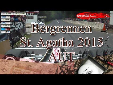 EUROL Bergrennen St  Agatha 2015 Gottfried Kramer