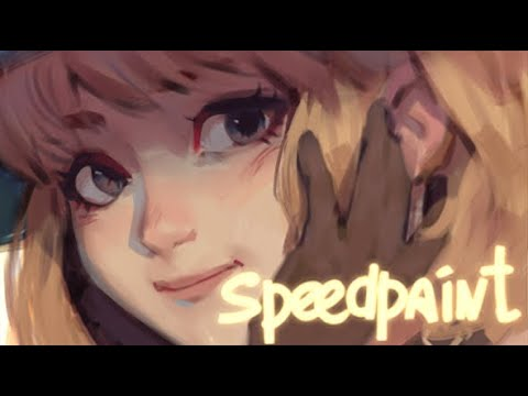 Witch ✪ Speedpaint (Paint Tool SAI)