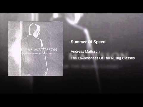 Summer Of Speed