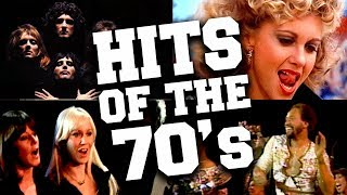 TOP 50 Greatest 70's Music Hits