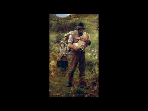 Артур Хакер (1858-1919) (Hacker Arthur) картины великих художников
