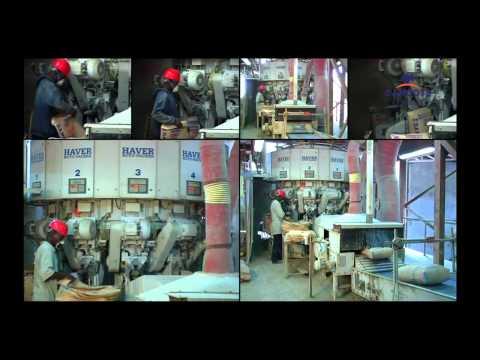 Dangote - Bulk Cement Import Terminals