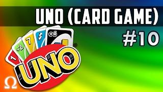 HIGH SCORE INSANITY!   Uno With Friends #10 Ft. Sattelizer, Star, Gorilla