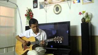 Sa Mac Tinh Yeu Guitar Cover