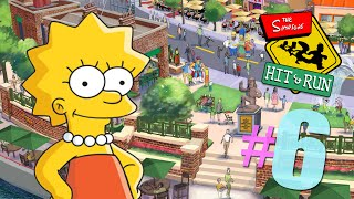 ¡LISA, UNA NIÑA MADURA! #6 | THE SIMPSONS HIT & RUN