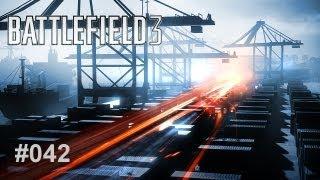 Battlefield 3 Multiplayer Gameplay PC Deutsch/German #042 - Lag Server