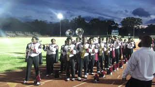 Anniston High School Marching Band | Post Selma Battle Of Bands | 2018 |