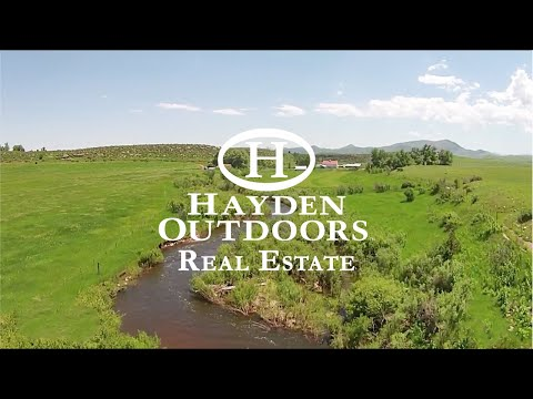 COLORADO FARM AND RANCH LAND FOR SALE: MUMMY RANGE VIEW RANCH