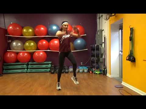 COVID-19 at home 30 minute cardio workout!!