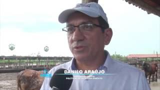 Danilo Araújo fala das expectativas do projeto piloto de Bovinocultura no médio e baixo Jaguaribe