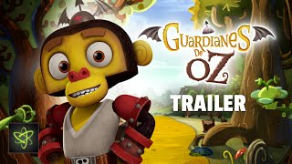 Guardianes De Oz - Trailer OFICIAL (2015)