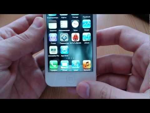 Zophone I5 самый точный клон Iphone 5