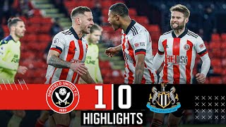 Sheffield United 1-0 Newcastle United | Premier League Highlights | FIRST PL WIN OF THE SEASON. 💥💥💥