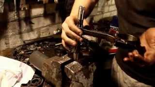 замена втулки шатуна двигателя