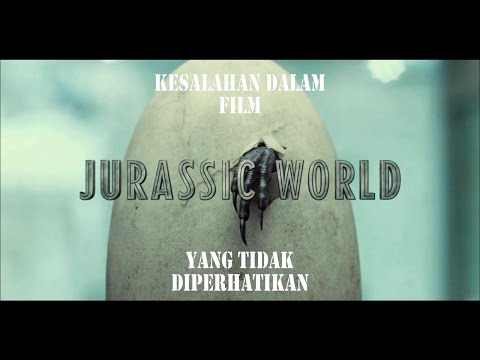 Kesalahan Dalam Film Jurassic World (2015) Yang Tidak Diperhatikan #6