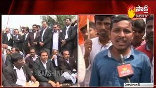 TSRTC Strike Effect in Nizamabad | Public Face to Face | Sakshi TV