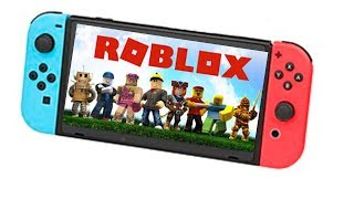 How to get the Roblox Website on the Nintendo Switch! (CAN'T PLAY GAMES)