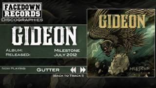 Gideon - Milestone - Gutter