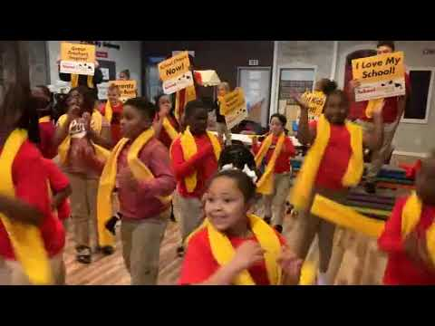 Living Word Christian Academy in Mcdonough, Georgia, celebrated #SchoolChoiceWeek 2020!