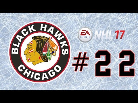 NHL 17 ~ Chicago Blackhawks GM Mode Commentary ~ #22 (2nd Line Overhaul)