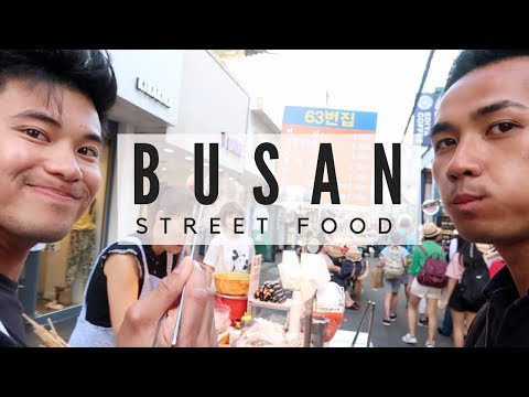 Streetfood Goddess in BUSAN | EP15
