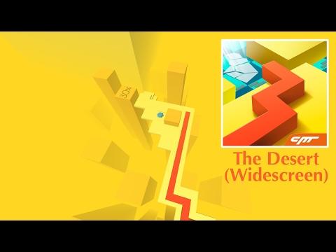Dancing Line - The Desert (Widescreen)