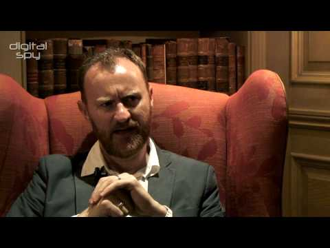 Mark Gatiss on 'Sherlock'