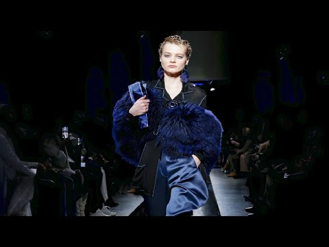 Giorgio Armani | Fall/Winter 2019/20| Milan Fashion Week