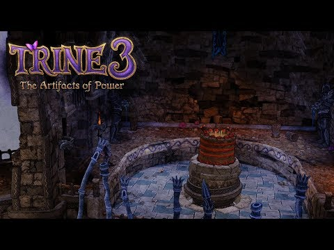 Let's Play Trine 3 The Artifacts of Power #15 - The Cake is a Lie! |