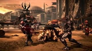 Mortal Kombat X - Kombat Pack 2 HD