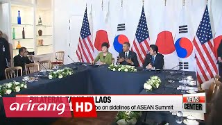 Bilateral talks set for President Park during EEF, G20, ASEAN Summits