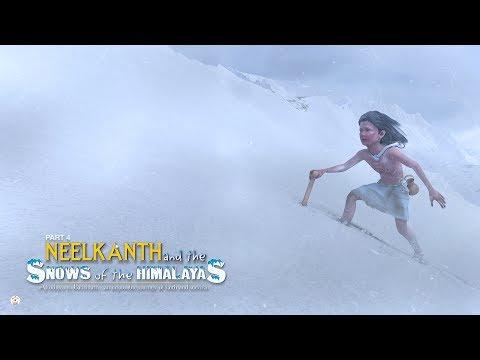 Shri Swaminarayan Charitra - Part 4: Neelkanth and the Snows of the Himalayas 2D Trailer