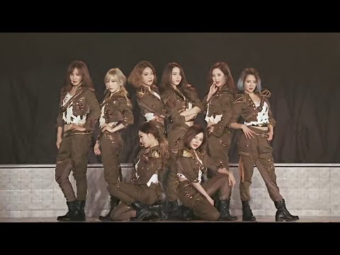 [HD Full DVD] Girls' Generation SNSD (소녀시대) - 4th Tour 'Phantasia' in Seoul [720p]