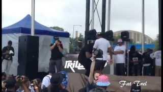 Trillectro In Crowd Highlights - Big Sean...Travis Scott...Migos...etc.