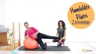Hamilelikte Pilates I 2 trimester