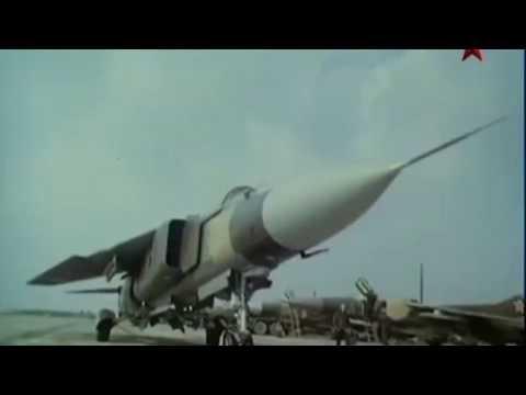 MiG-23 Soviet Air