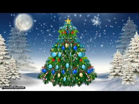 видео: Елка в Рождество