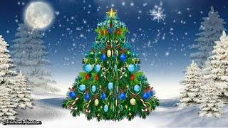 Елка в Рождество ❉ ДЕТСКИЕ  РОЖДЕСТВЕНСКИЕ ПЕСНИ