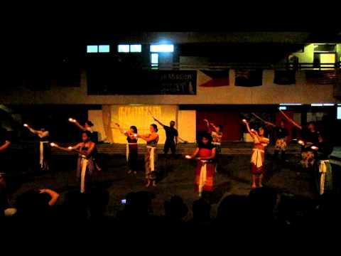Timorese Dance APEC 2010 LPCUWC