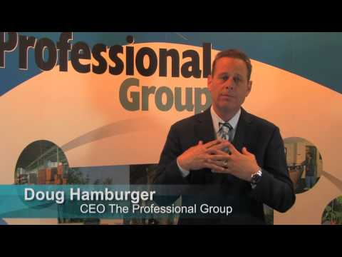 CEO Doug Hamburger for Daron Powers, The Powers Group