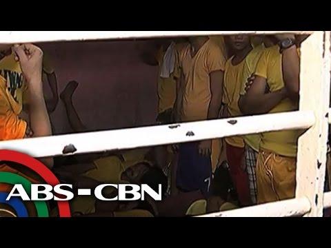 TV Patrol: Dahilan ng mala-sardinas na mga kulungan, alamin